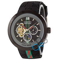 Часы наручные женские Gucci Pantcaon All Black