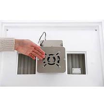 Инкубатор автоматический Несушка - М , 12/220 В, Люкс , ( Экспортный вариант ), вентилятор + влагомер, фото 2