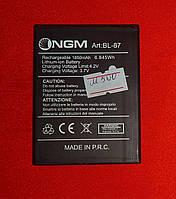 Аккумулятор Батарея NGM M500 / BL-87 для телефона Б/У!!! Original