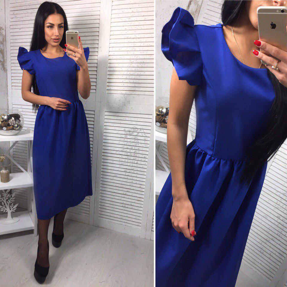 Платье Тюльпан -