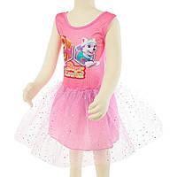 Детское платье для танцев PAW Patrol (Щенячий патруль) на девочку 2, 6 лет ТМ ARDITEX PW11143, фото 1