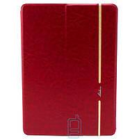 Чехол-книжка для iPad Air 2 силиконовая накладка Lishen Красный