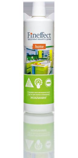 Экосредство Home Fineffect  Многофункциональное средство для уборки