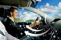 Удалить запах в салоне автомобиля, дезинфекция, чистка кондиционера в Одессе. Озонирование.