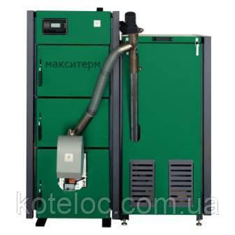 Пеллетный котел Макситерм мощностью 25 кВт, фото 2
