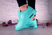 Женские Кроссовки Nike Салатовые 10660