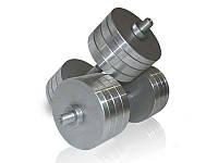 Гантелі набірні розбірні 2х36 кг (загальна вага 72 кг), фото 1