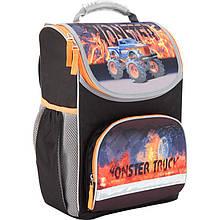 Рюкзак школьный каркасный Kite Monster Truck