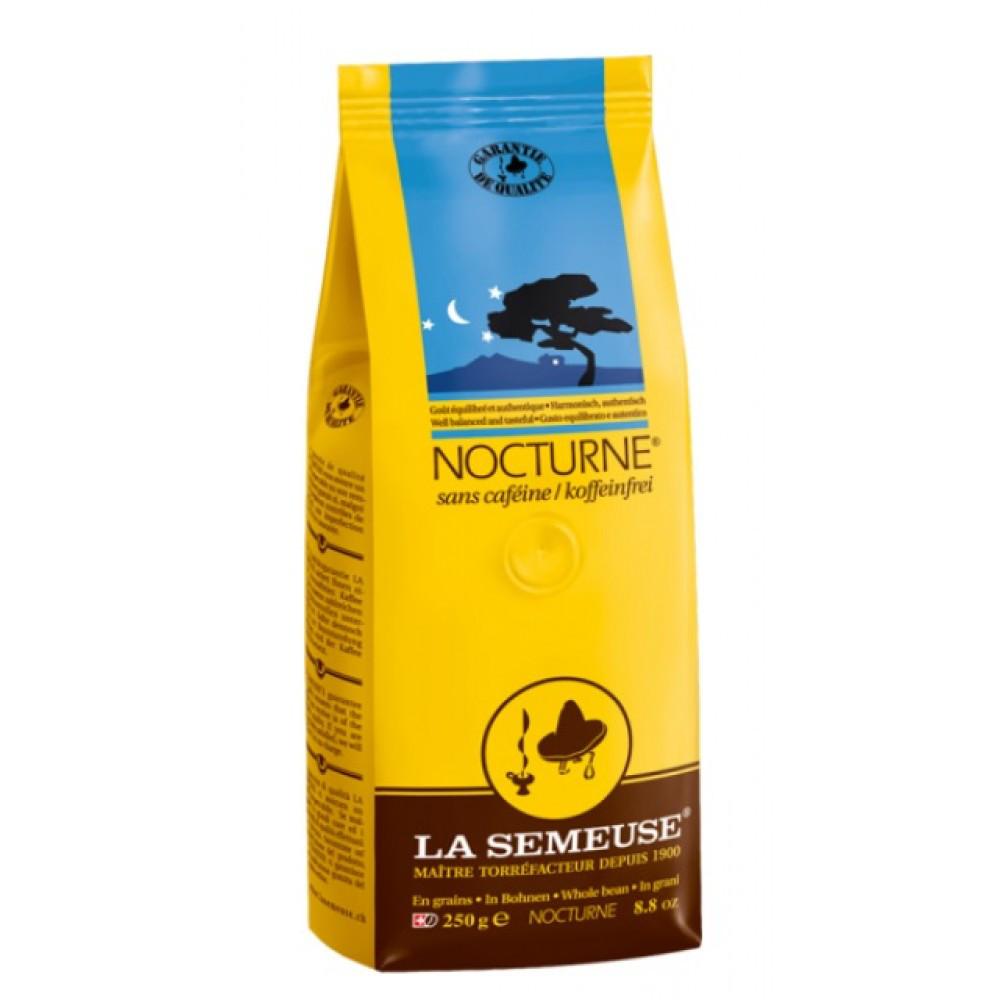 Кофе в зернах La Semeuse Nocturne 250 г