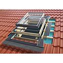 Комір для мансардного вікна Fakro EZV Оклад (гідроізоляційний фартух) для дахового вікна Факро, фото 4