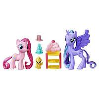 My Little Pony Принцесса Луна и Пинки Пай Сладкое празднование Princess Luna Pinkie Pie Sweet Celebration Set