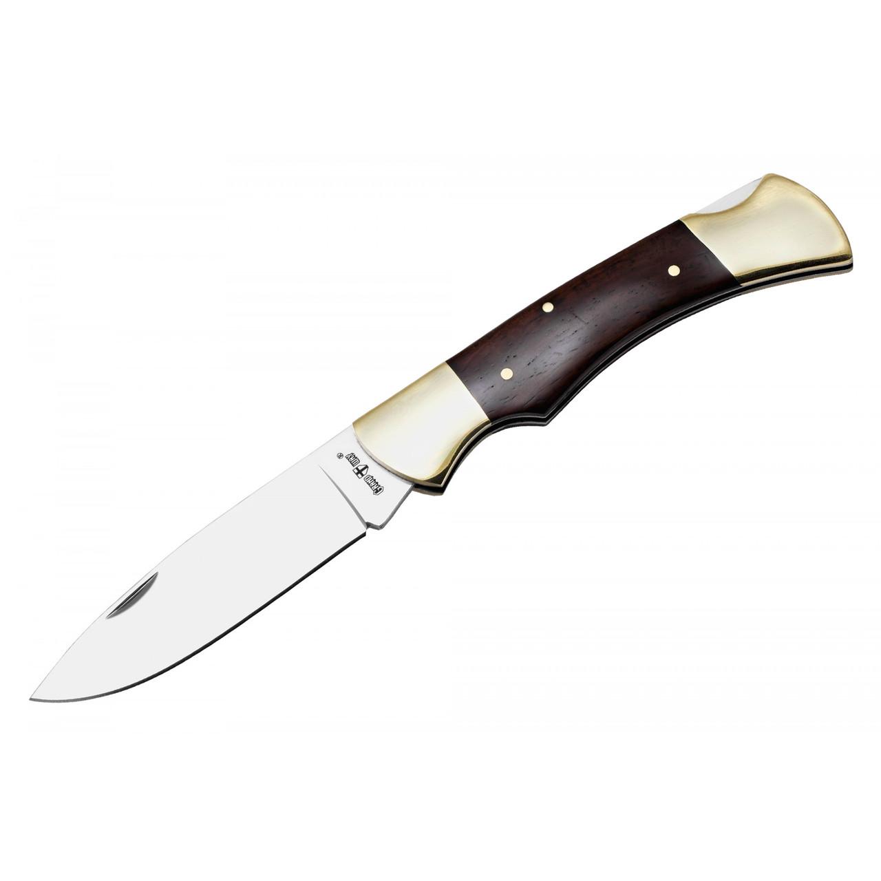 Складной туристический нож S 100