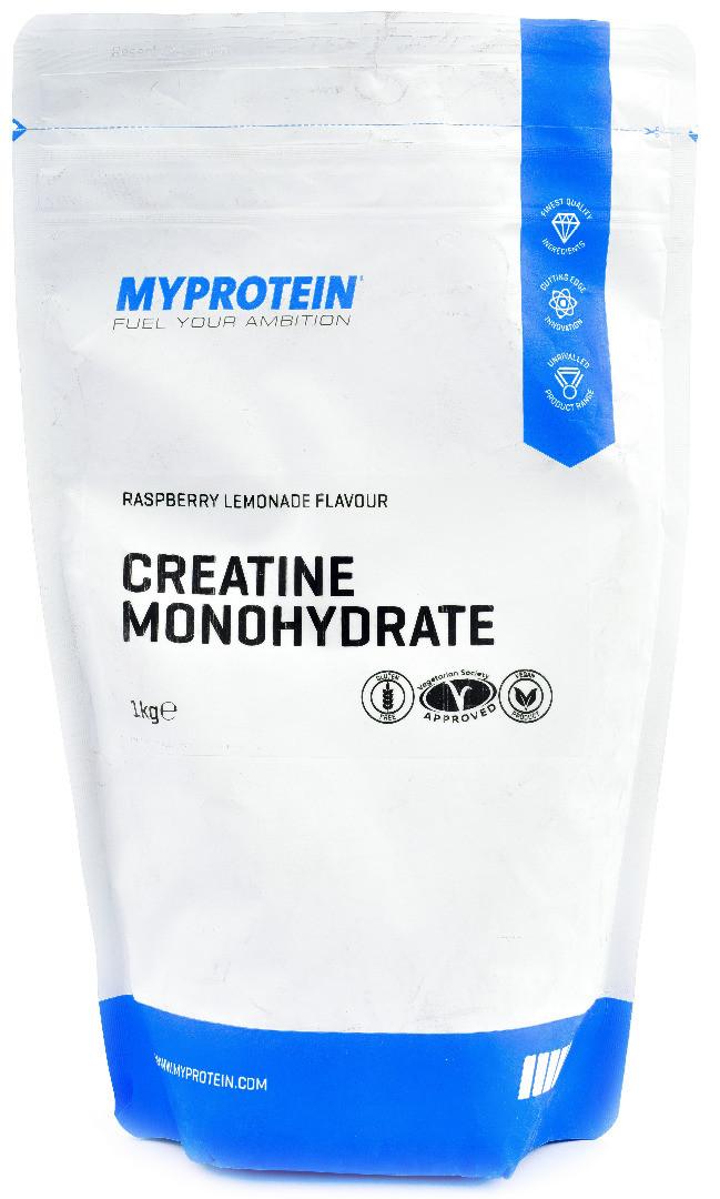 Креатин MyProtein Creatine Monohydrate 1 kg со вкусом