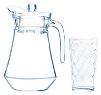Питьевой набор dr.set ARCOPAL ANTONIA DOME /НАБОР/7 пр. д/напитков (N6234)