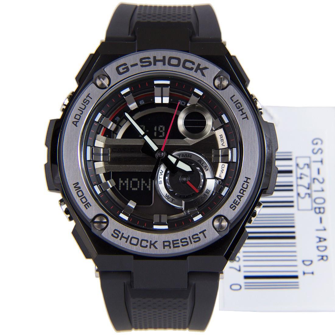 Часы Casio G-Shock GST-210B-1A Б.