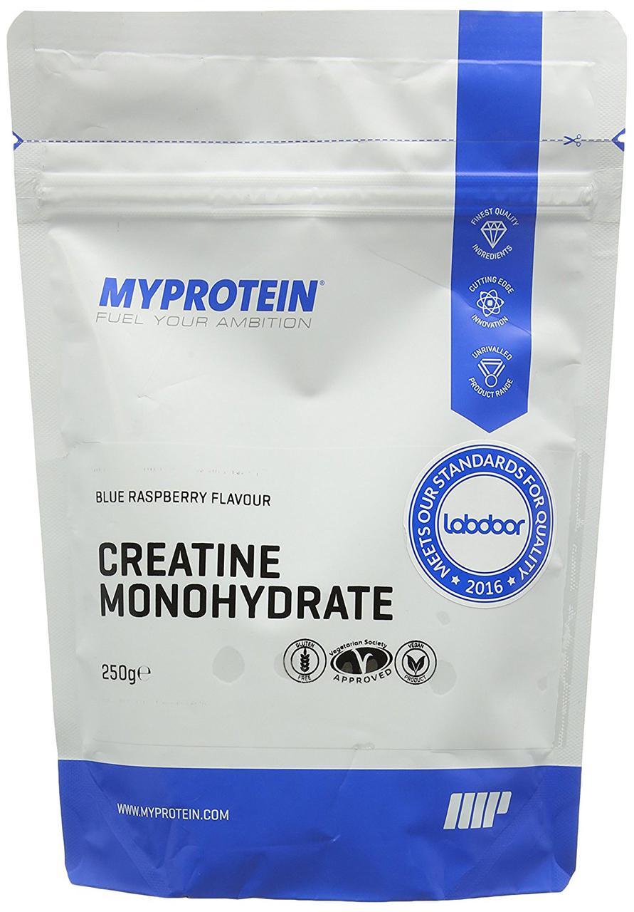 Креатин MyProtein Creatine Monohydrate 250 g со вкусом
