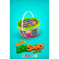 Игровой кинетический песок Kid Sand, 500г