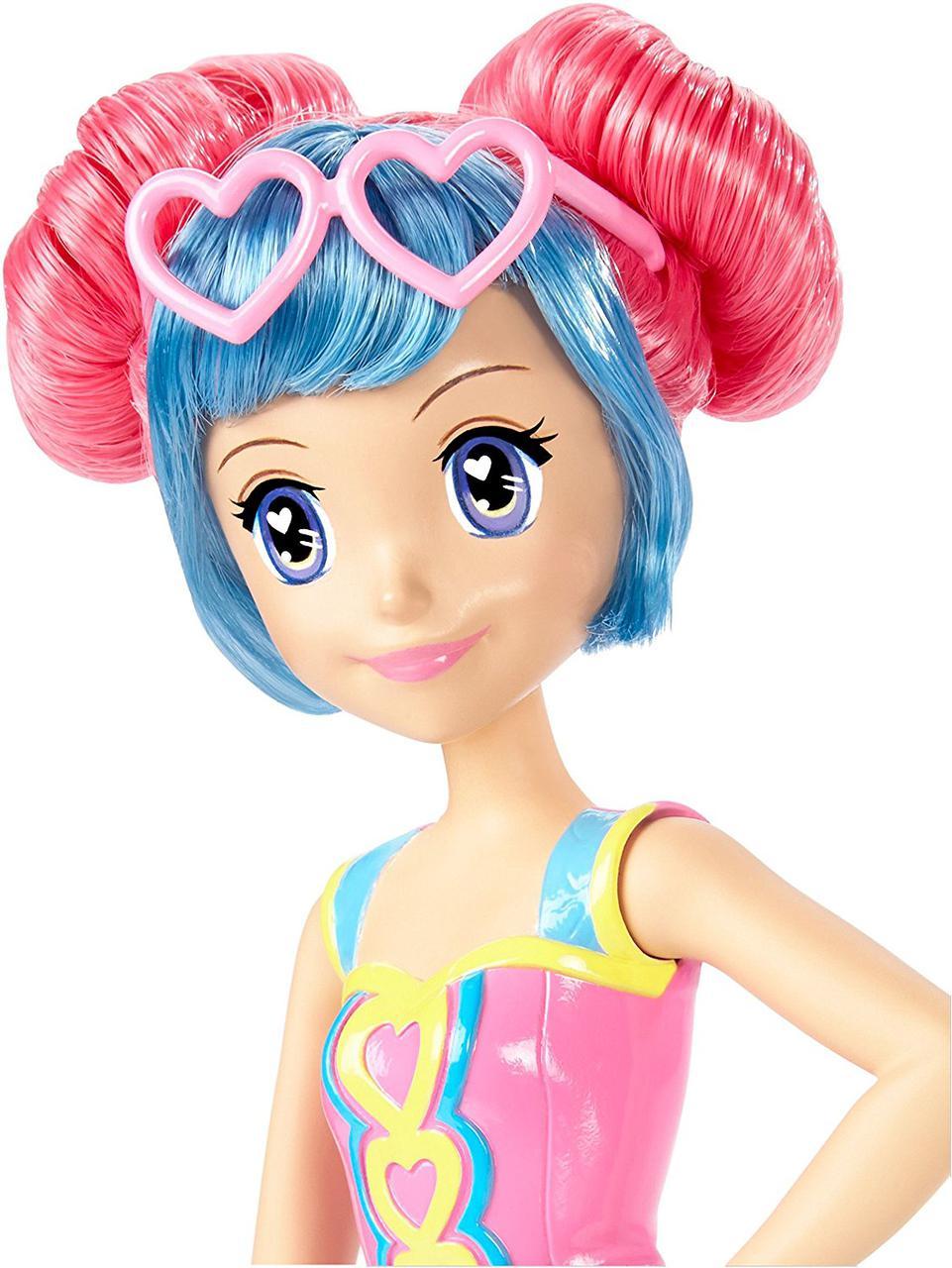 4e8897baa632 ... фото · Barbie Кукла Героиня Видеоигры в розовых очках Barbie Video Game  Hero Pink Eyeglasses Doll