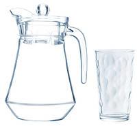 Питьевой набор dr.set ARCOPAL ANTONIA SPHERE /НАБОР/7 пр. д/напитков (N6235)