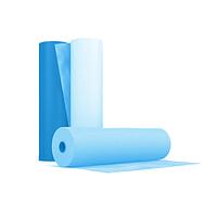 Одноразовая простынь спанбонд рулон 0,8м х100м, плотность 20г/м2