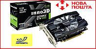 Видеокарта Inno3D GeForce GTX 1060 COMPACT 6GB