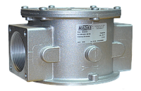 """Фильтр газовый MADAS FM DN50 (2bar, Труб 2"""", 160x110)"""