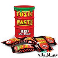 """Конфеты Toxic Waste """"Красная упаковка"""""""