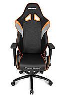Кресло для геймера Akracing Overture K601O black&orange