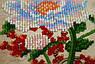 """Набор для вышивания бисером на холсте """"Белый цветок"""", фото 5"""