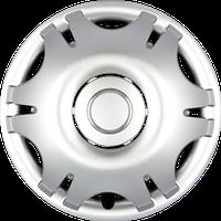 Колпаки колесные SJS 402 радиус R16 комплект 4шт