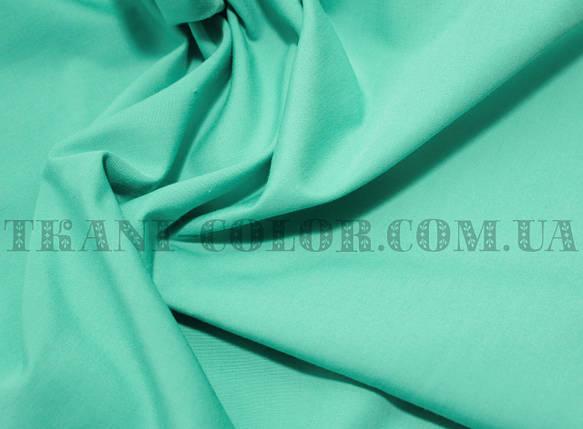 Рубашечная ткань мята, фото 2