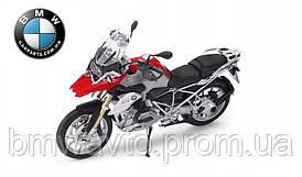 Модель мотоцикла BMW R 1200 GS (K50), Racing Red, Scale 1:10