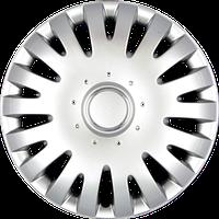 Колпаки колесные SJS 403 радиус R16 комплект 4шт
