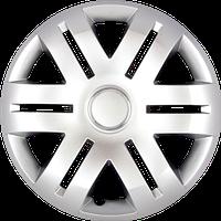 Колпаки колесные SJS 406 радиус R16 комплект 4шт