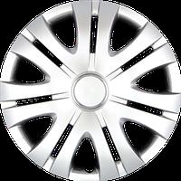 Колпаки колесные SJS 408 радиус R16 комплект 4шт