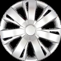 Колпаки колесные SJS 411 радиус R16 комплект 4шт