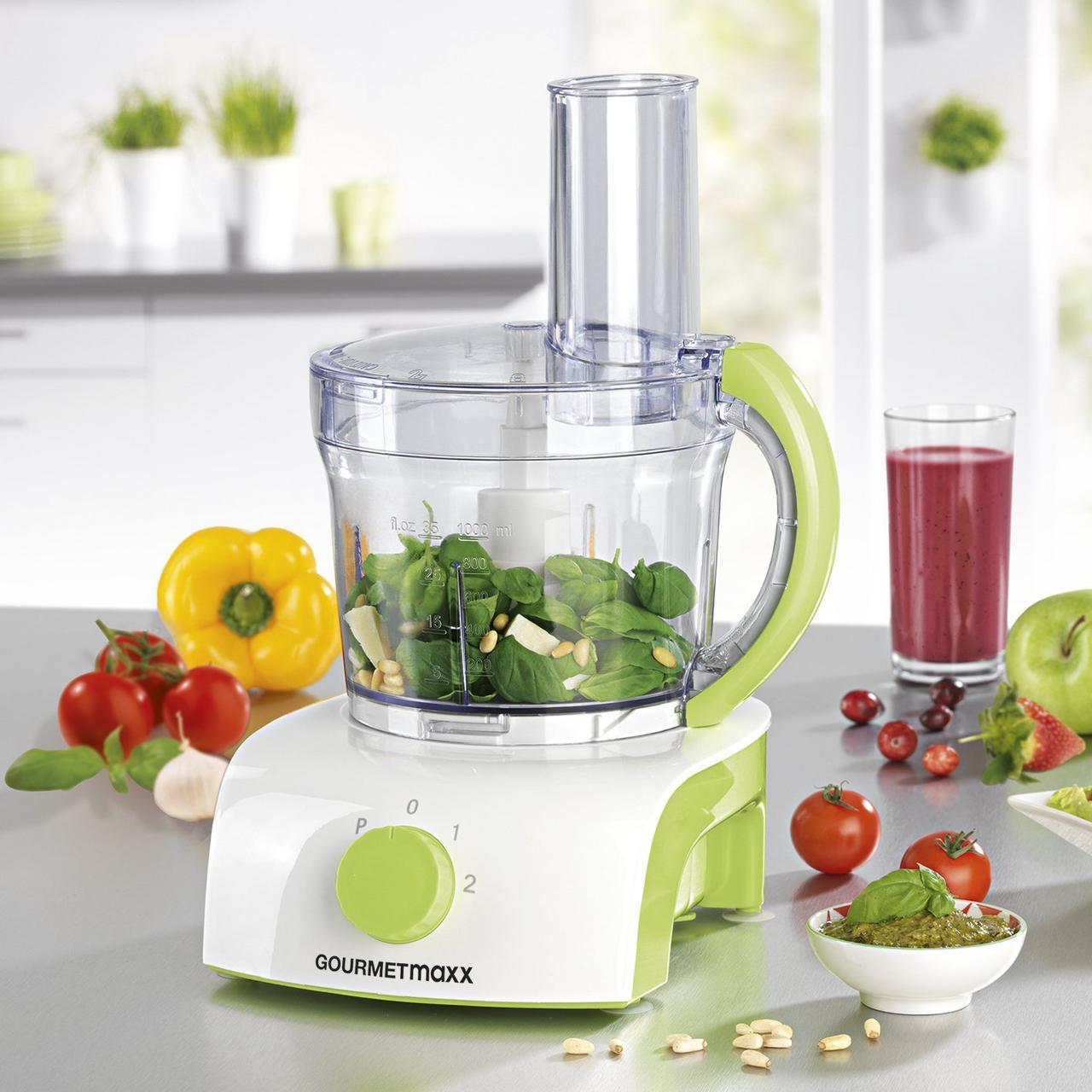 Кухонный комбайн - Gourmet Maxx 1L, 350W