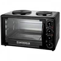 Электрическая печь-плита Grunhelm GN 33 AН (черный)