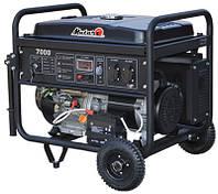 Однофазный бензиновый генератор MATARI BS7000E Black Series (5 кВт), фото 1