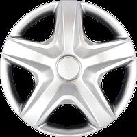 Колпаки колесные SJS 418 радиус R16 комплект 4шт