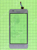 Сенсор Huawei Y3II (LUA-U22) Копия А Золотистый