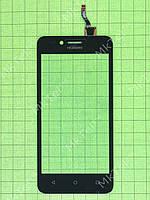 Сенсор Huawei Y3II (LUA-U22) Копия А Черный