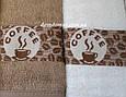 Набір кухонних рушників махрових 40*60 см 3 шт. PHILIPPUS, Туреччина, фото 6