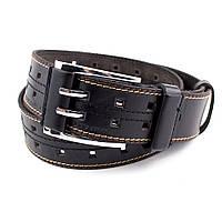 Мужской кожаный ремень RMD-012B (черный)