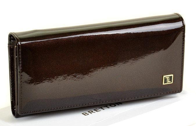 Женский кожаный кошелек BRETTON GOLD W1-V