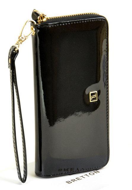 Женский кожаный кошелек BRETTON GOLD W38