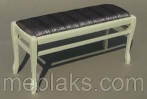 """Банкетка """"Гармония"""" 90 см без полок Fusion Furniture, фото 2"""