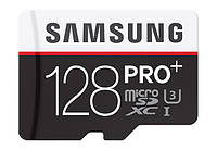 Карта памяти Samsung microSDXC 128GB Pro+ UHS-I U3 Class 10