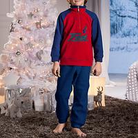 Пижама для мальчика, хлопковая.Италия.Cotonella DB286
