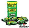 """Конфеты Toxic Waste """"Зеленая упаковка"""""""